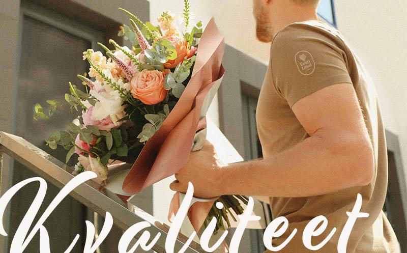Eesti lilled teenuse kvaliteet