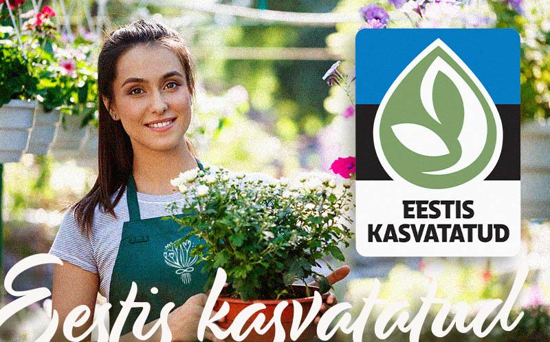 Eestis kasvatatud lilled